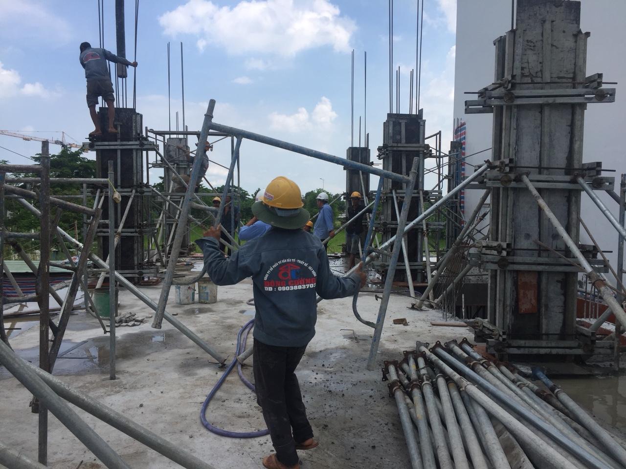 Tập huấn an toàn lao động cho toàn bộ cán bộ công nhân công ty