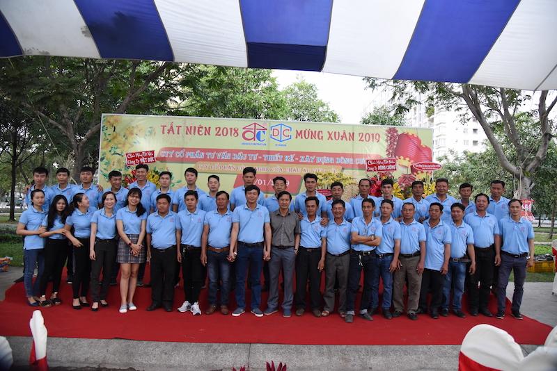 Tiệc Tất niên Công ty Đông Cường 2018